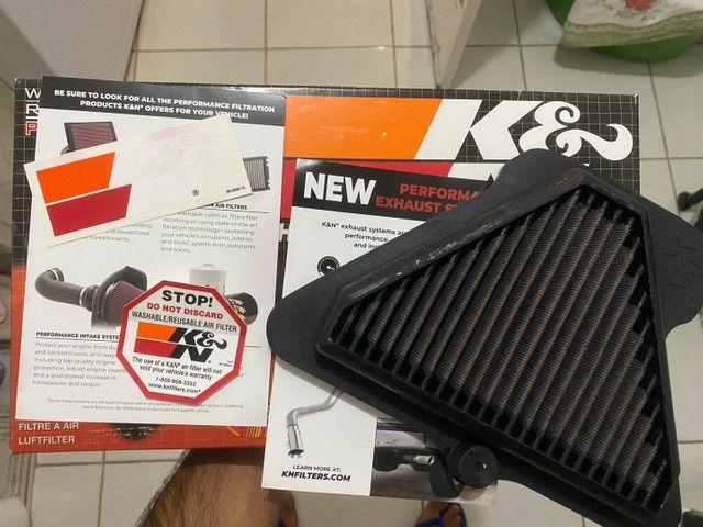 Filtro k&n Kawasaki zx10r