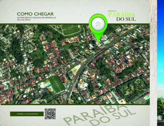 Apartamento à venda Residencial Paraíba do Sul 2 quartos, em Paraíba do Sul, RJ - Foto 14