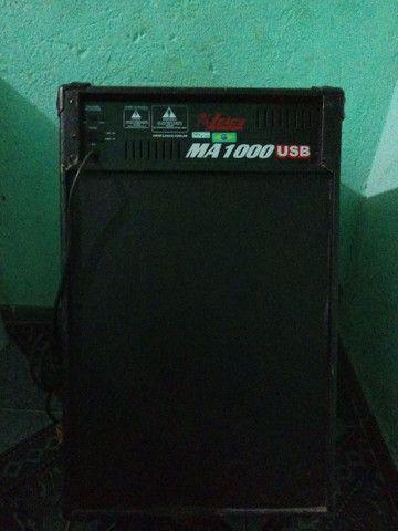 Caixa multiuso leacs usado R$800,00 reais - Foto 2