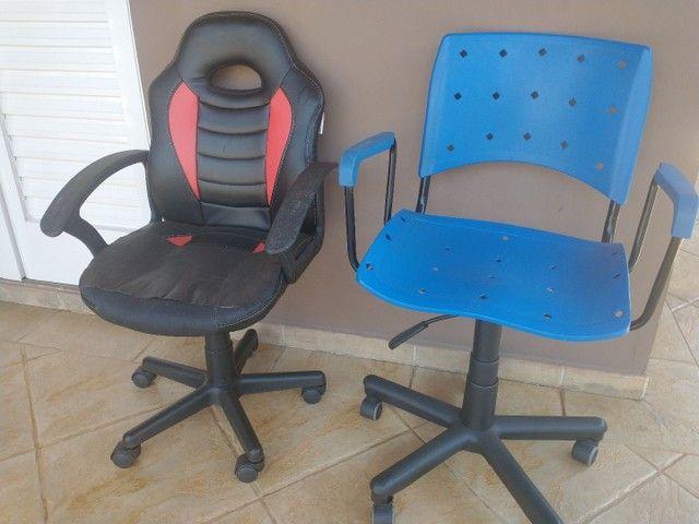 Desapegos de cadeiras