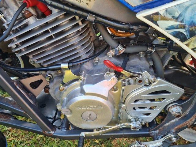 Quadriciclo Honda 400 - Foto 3