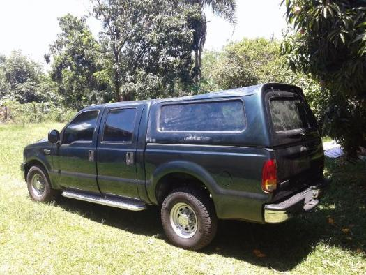 FORD F350 G CABINE DUPLA