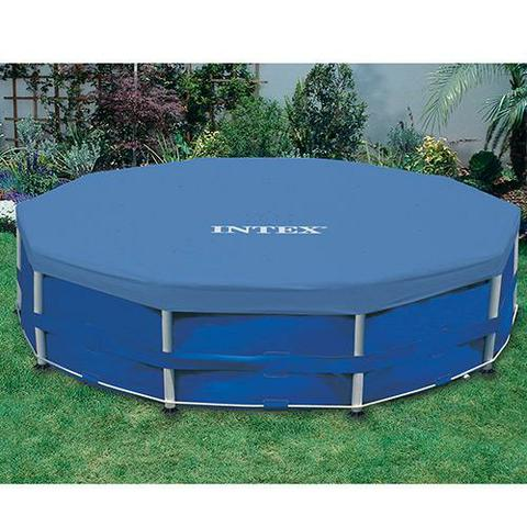 Piscina pvc arma o redonda marca intex for Alberca intex redonda