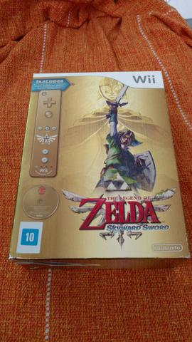 Legend of Zelda Skyward Sword Bundle Completo