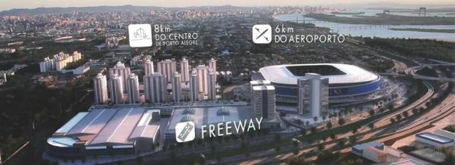Apartamento Humaitá Arena do Grêmio