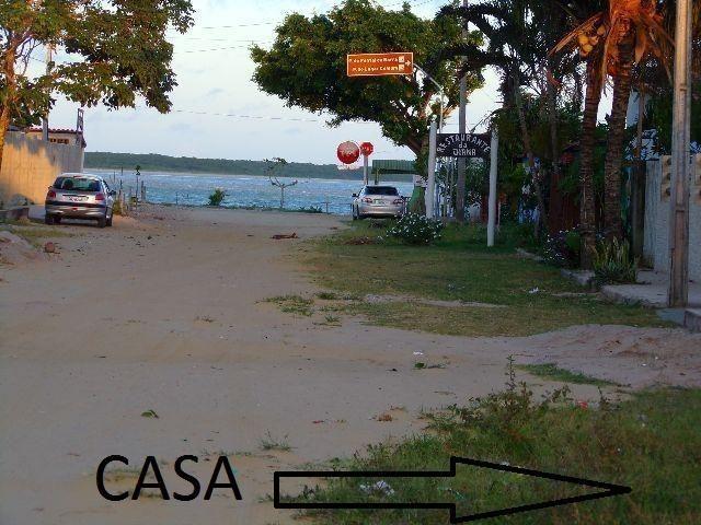 Linda Casa de Frente a Praia Nova Viçosa Bahia-150 mil-Leia Anúncio por gentileza - Foto 6