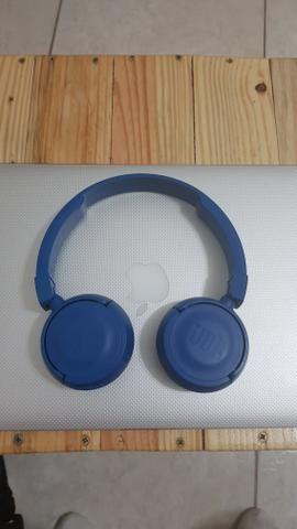Fone de ouvido original JBL T450 Bluetooth