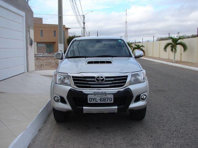 Toyota Hilux 4x4 SRV Diesel