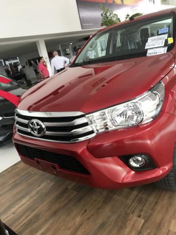 Toyota hilux SRV 2017 ÚNICO DONO