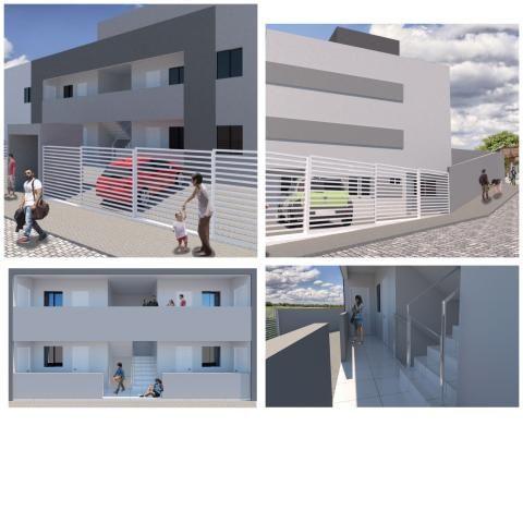 Vende-se apartamento com documentação grátis, no Presidente Médice, em Campina Grande