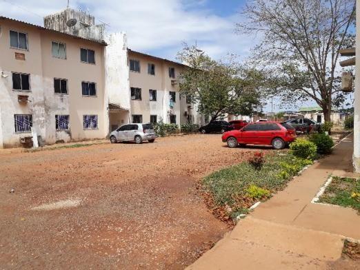 Apartamento já financiado no Res. Cruviana, na Cidade Satélite