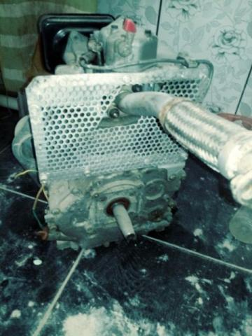 Motor de barco TOYAMA