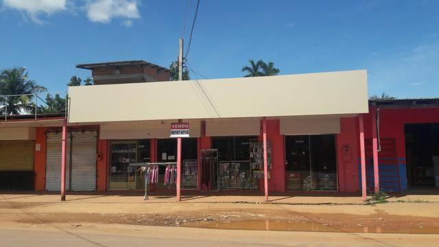 Vendo ponto comercial no Brasil novo bem localizado