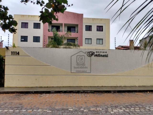 Apartamento com 3 dormitórios à venda, 72 m² por R$ 180.000 - Nova Parnamirim - Parnamirim - Foto 3