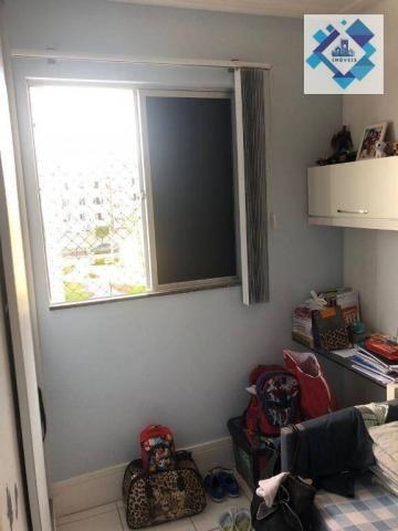 Apartamento 60m, ótima localização no Bairro de Messejana - Foto 10