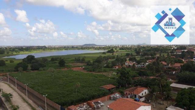 Apartamentos com  109,14, cobertura no bairro da Maraponga - Foto 11