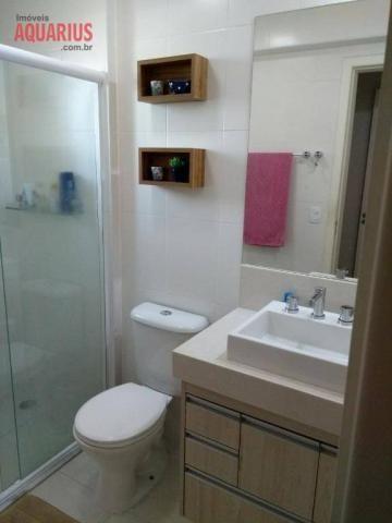 Apartamento com 2 dormitórios à venda, 75 m² por R$ 446.900 - Jardim das Indústrias - São  - Foto 11