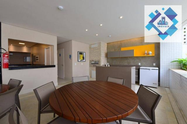 Apartamento alto padrão, 226m² com 4 suítes no Bairro do Meireles. - Foto 6