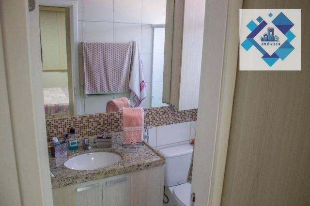 Apartamento residencial à venda, Varjota, Fortaleza. - Foto 7