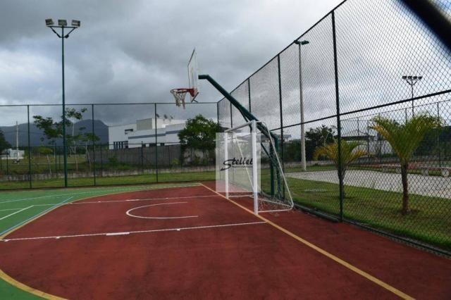 Terreno à venda, 435 m² por R$ 130.000,00 - Extensão do Bosque - Rio das Ostras/RJ - Foto 7