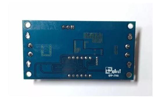 COD-AM24 Regulador Tensão Ajustável Lm2596 Step Down Dc Dc + Display Arduino -Automação - Foto 2