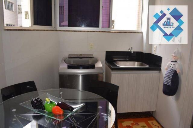 Apartamento residencial à venda, Fátima, Fortaleza. - Foto 9