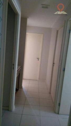 Apartamento com 2 dormitórios à venda, 110 m² por R$ 550.000 - Jatiúca - Maceió/AL - Foto 11
