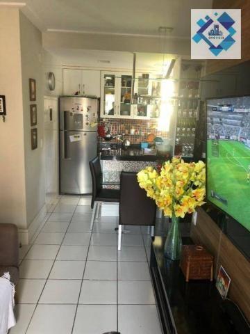 Apartamento 60m, ótima localização no Bairro de Messejana - Foto 3