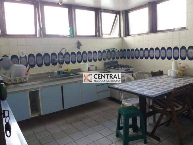 Casa com 3 dormitórios para alugar, 280 m² por R$ 10.000/mês - Jardim Apipema - Salvador/B - Foto 6