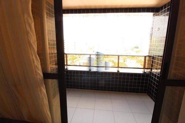 Apartamento com 2 dormitórios à venda, 65 m² por R$ 350.000 - Jatiúca - Maceió/AL - Foto 10
