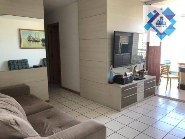 Apartamento 80m² no bairro do Cocó. - Foto 3