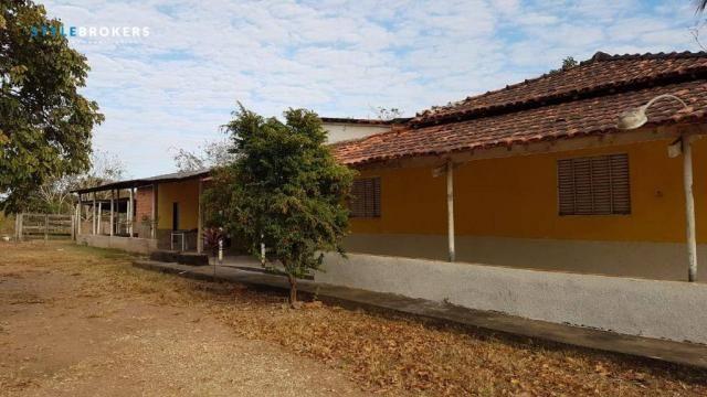 Sítio no Município de Alto Paraguai à venda, 320000 m² por R$ 815.000 - Zona Rural - Cuiab - Foto 5