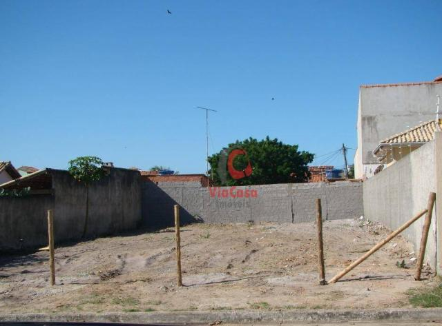 Terreno para alugar, 420 m² por R$ 750,00/mês - Village Rio das Ostras - Rio das Ostras/RJ - Foto 2
