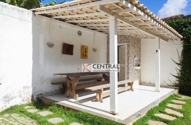 Casa residencial à venda, Jaguaribe, Salvador - CA0191. - Foto 13