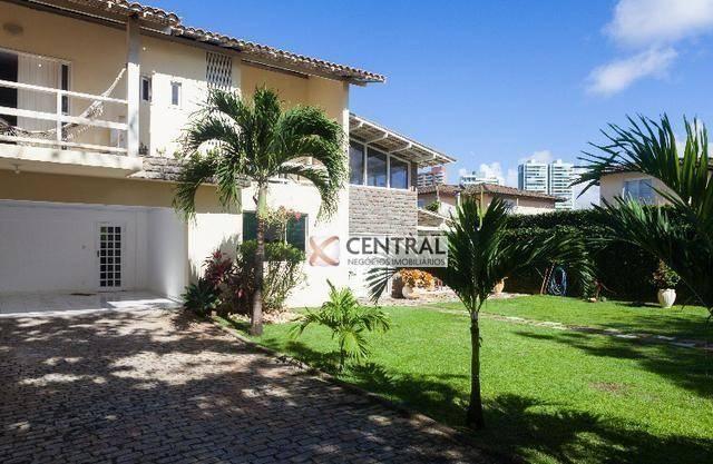 Casa residencial à venda, Jaguaribe, Salvador - CA0191.