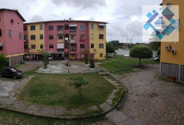 Condominio Jardins Maraponga, 67m², 1 vaga,