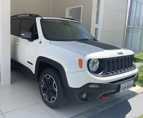 Jeep Renegade Trailhawk 4x4 Diesel 2016