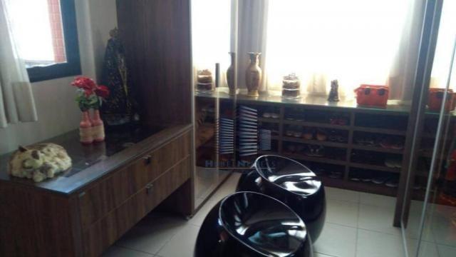 Apartamento com 2 dormitórios à venda, 110 m² por R$ 550.000 - Jatiúca - Maceió/AL - Foto 2