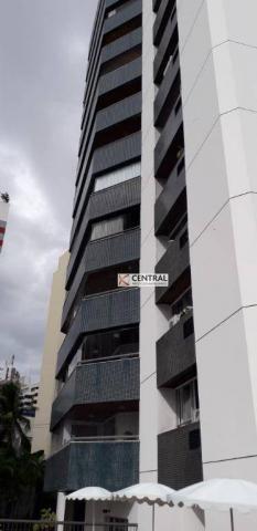 Apartamento com 3 dormitórios para alugar, 120 m² por R$ 2.000,00/mês - Caminho das Árvore - Foto 2