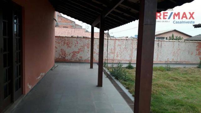 Casa residencial para locação, Haras Mjm, Vargem Grande Paulista. - Foto 9