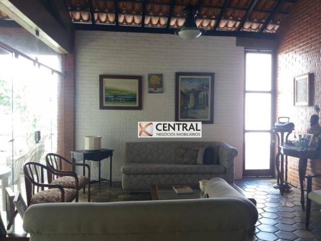 Casa com 3 dormitórios para alugar, 280 m² por R$ 10.000/mês - Jardim Apipema - Salvador/B - Foto 14