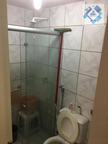 Apartamento com 3 dormitórios à venda, 62 m² por R$ 240.000 - Montese - Fortaleza/CE - Foto 12