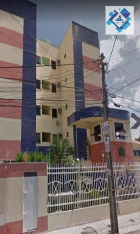 Apartamento residencial à venda, Jardim América, Fortaleza.