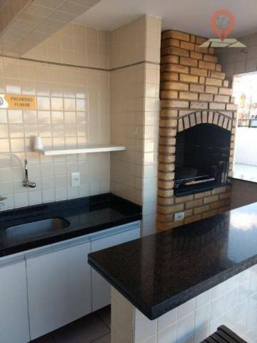 Apartamento com 2 dormitórios à venda, 110 m² por R$ 550.000 - Jatiúca - Maceió/AL - Foto 14