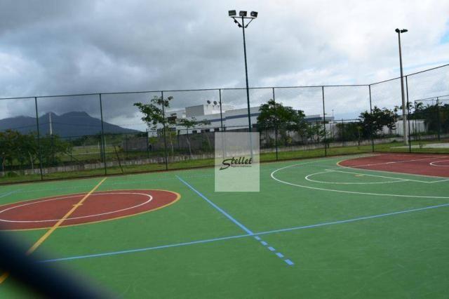 Terreno à venda, 435 m² por R$ 130.000,00 - Extensão do Bosque - Rio das Ostras/RJ - Foto 12