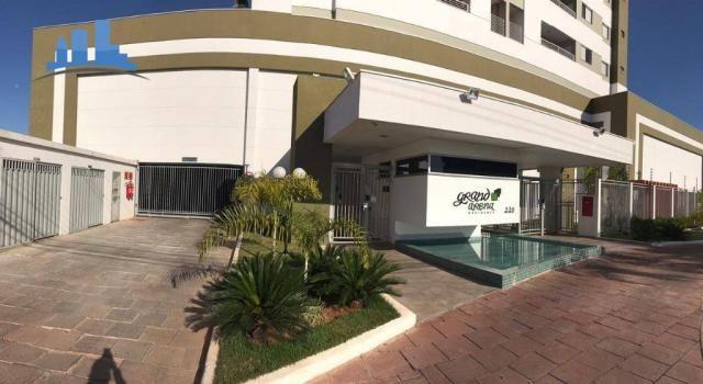Apto Grand Arena 3 dormitórios 2 vagas, Único, Cuiabá