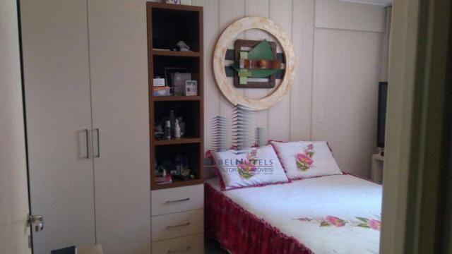 Apartamento com 2 dormitórios à venda, 110 m² por R$ 550.000 - Jatiúca - Maceió/AL - Foto 10