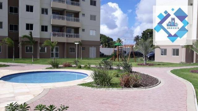 Apartamentos com  109,14, cobertura no bairro da Maraponga - Foto 14