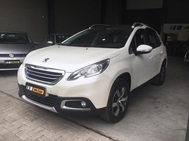 Peugeot 2008 Griffe 1.6 Automático 2016