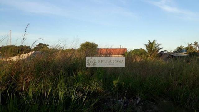 Terreno à venda, 450 m² por R$ 30.000 - Itatiquara - Araruama/RJ